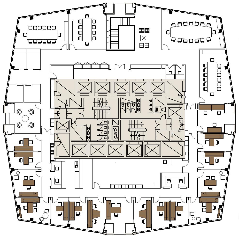 Floor plan for website