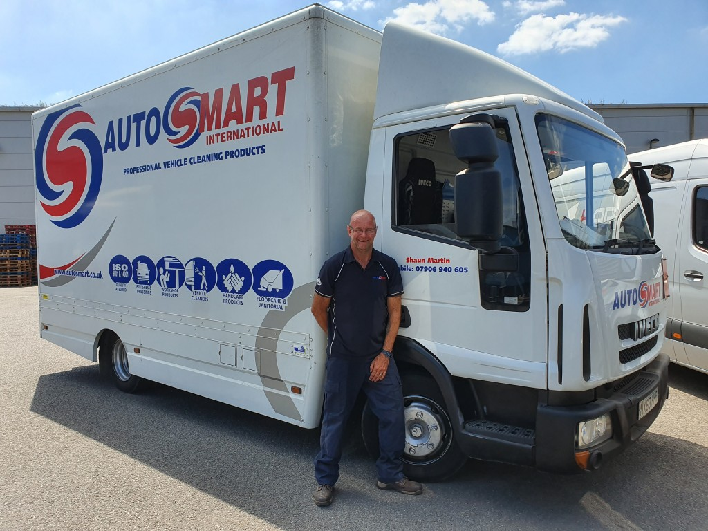 Autosmart - Shaun Martin