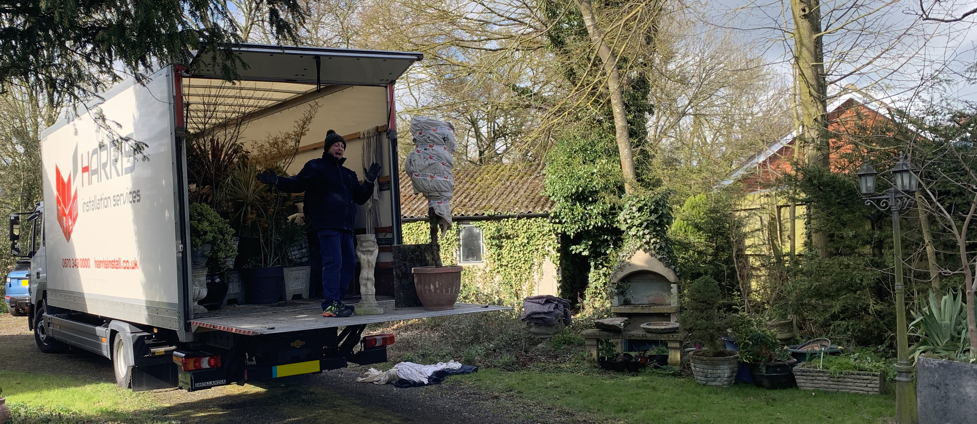 House Move - March 2019